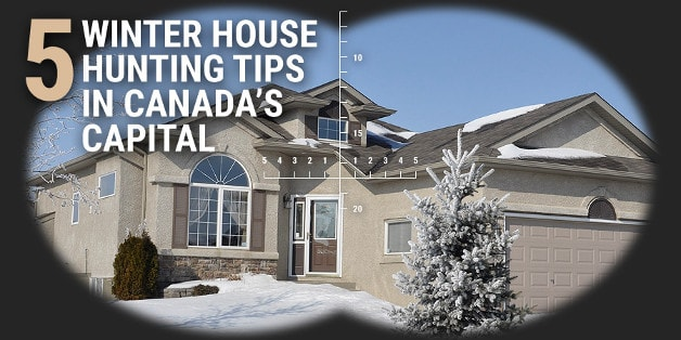 5 Winter House Hunting Tips in Canada's Capital