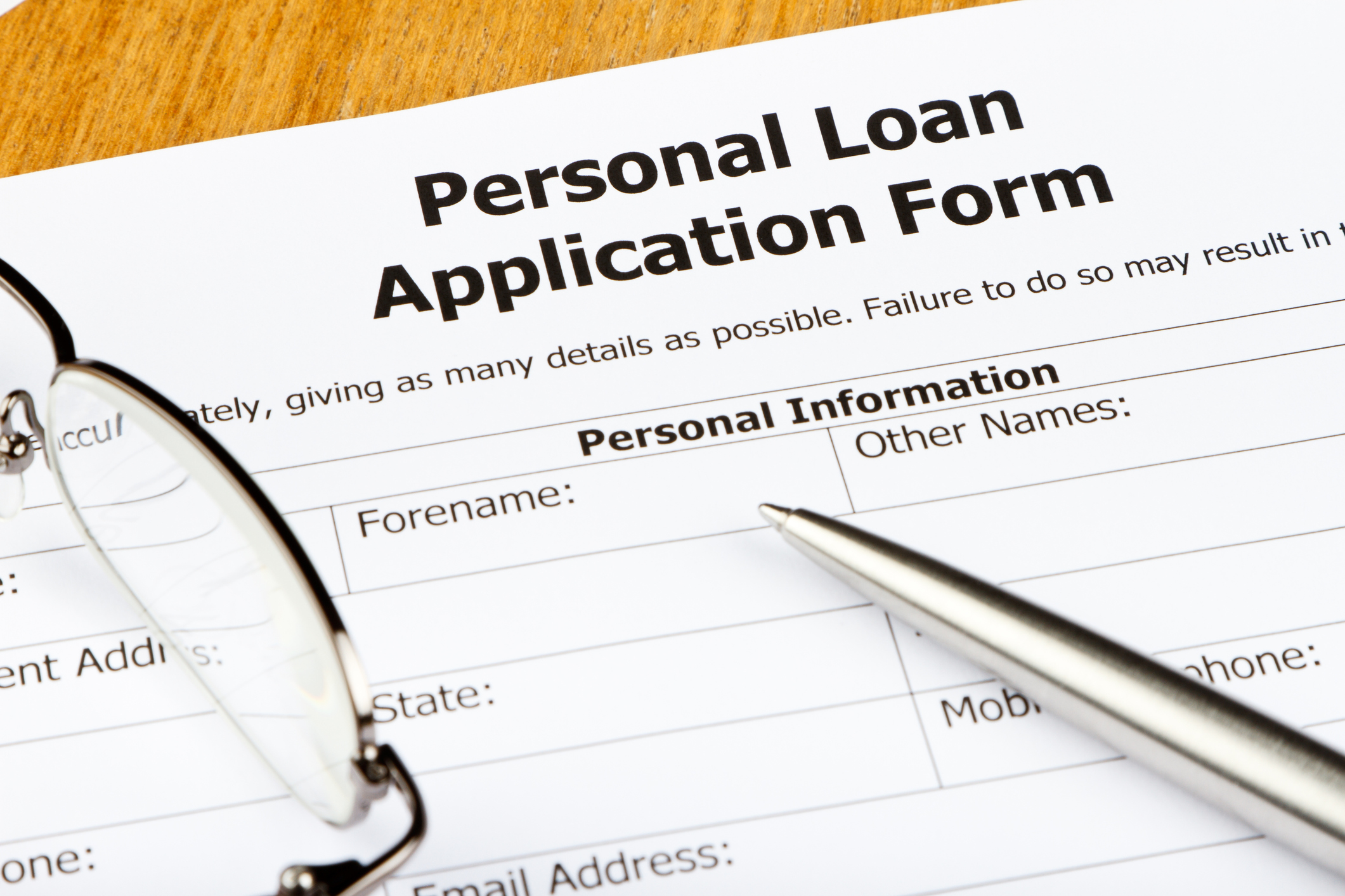 Take a Personal Loan to Secure a Mortgage with Bad Credit